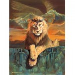 Puzzle   William Hallmark - Lion of Judah