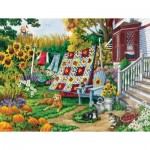 Puzzle   XXL Teile - Country Autumn