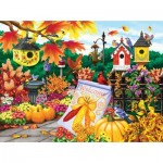 Puzzle   XXL Teile - Welcome Autumn