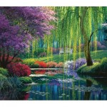 Puzzle   XXL Teile - Willow Pond
