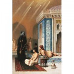 Puzzle  Gold-Puzzle-60607 Jean-Léon Gérôme: The Pool Of Harem
