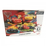 4 Puzzles - Cars 3