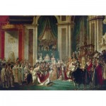 Puzzle  Art-by-Bluebird-60128 Jacques-Louis David - The Coronation of the Emperor and Empress, 1805-1807