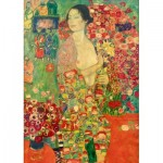 Puzzle  Art-by-Bluebird-Puzzle-60037 Gustave Klimt - The Dancer, 1918