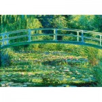 Puzzle  Art-by-Bluebird-Puzzle-60043 Claude Monet - The Water-Lily Pond, 1899