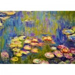 Puzzle  Art-by-Bluebird-Puzzle-60044 Claude Monet - Nymphéas