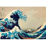 Puzzle  Art-by-Bluebird-Puzzle-60045 Hokusai - The Great Wave off Kanagawa, 1831