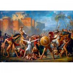 Puzzle  Art-by-Bluebird-Puzzle-60084 Jacques-Louis David - The Intervention of the Sabine Women, 1799