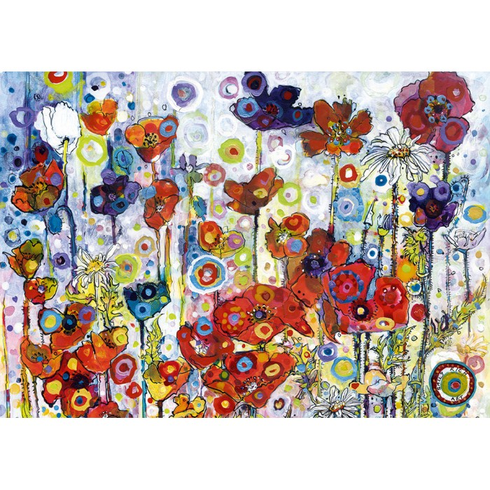 Sally Rich - Poppies
