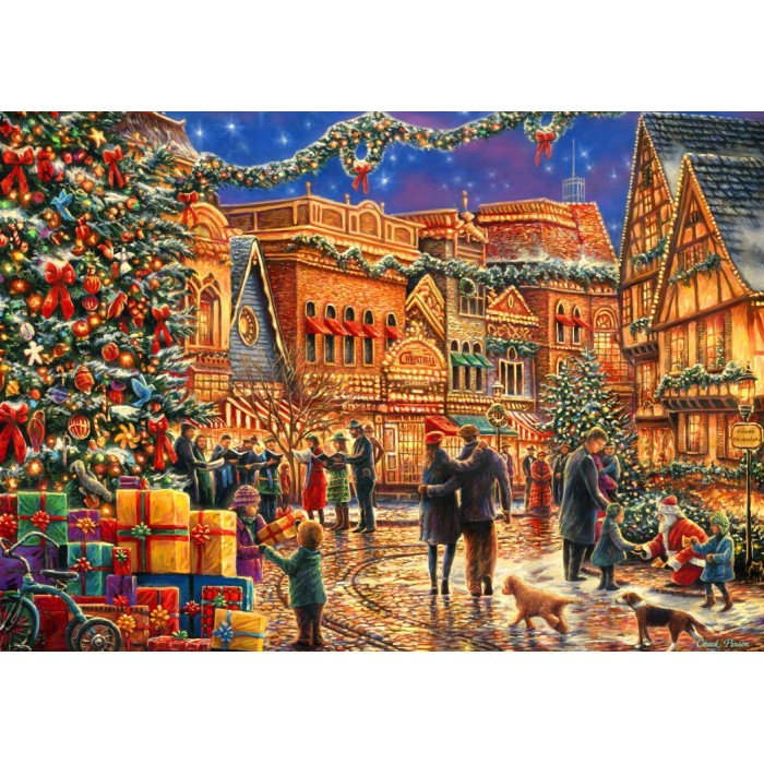 Christmas at the Town Square