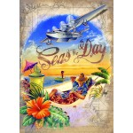 Puzzle  Bluebird-Puzzle-70105 Seas Day