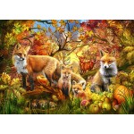 Puzzle  Bluebird-Puzzle-70165 Spirit of Autumn