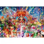 Puzzle  Bluebird-Puzzle-70229-P A Night at the Circus