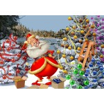 Puzzle  Bluebird-Puzzle-70296 Christmas Countdown!