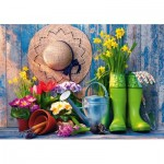 Puzzle  Bluebird-Puzzle-70299-P Ready for the Garden