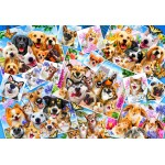 Puzzle  Bluebird-Puzzle-70371 Selfie Pet Collage
