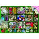 Puzzle  Bluebird-Puzzle-70480 Green Collection
