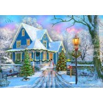 Puzzle   Christmas at Home