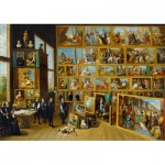 Puzzle   David Teniers the Younger - The Art Collection of Archduke Leopold Wilhelm in Brussels, 1652