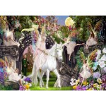 Puzzle   Fairy Queen with Unicorn
