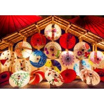 Puzzle   Japanese Umbrellas