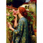 Puzzle   John William Waterhouse - The Soul of the Rose, 1903