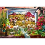 Puzzle   Magic Farm Painting