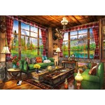 Puzzle   Mount Cabin View