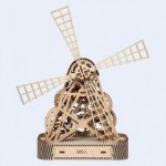 Wooden-City-WR307 3D Holzpuzzle - Windmühle