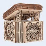 Wooden-City-WR315 3D Holzpuzzle - Mystery Box