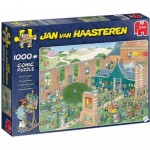 Puzzle   Jan van Haasteren - The Art Market