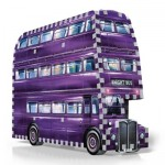 Wrebbit-3D-0507 3D Puzzle - Harry Potter (TM): The Knight Bus