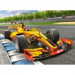Puzzle  Castorland-030347 Racing Bolide on Track