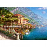 Puzzle  Castorland-103676 The Abbey Bellagio