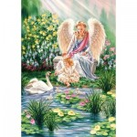 Puzzle  Castorland-103874 A Gift of Love