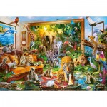 Puzzle  Castorland-104321 Coming to Room