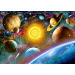 Puzzle  Castorland-52158 Outer Space
