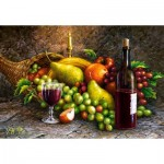 Puzzle   Fruit and Wine