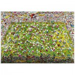 Puzzle  Heye-29072 Crazy World Cup