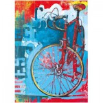 Puzzle  Heye-29600 Bike Art