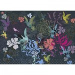 Puzzle  Heye-29822 Turnowsky - Birds & Flowers