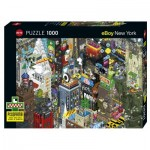 Puzzle  Heye-29914 eBoy - New York Quest
