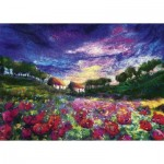 Puzzle  Heye-29917 Moy Mackay - Sundown Poppies