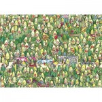 Puzzle  Gibsons-G1044 XXL Teile - Avocado Park