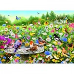 Puzzle  Gibsons-G3406 The Secret Garden