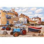 Puzzle  Gibsons-G3416 Terry Harrison - Cromer