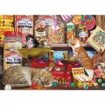 Puzzle  Gibsons-G3426 Paw Drops & Sugar Mice