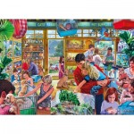 Puzzle  Gibsons-G3547 XXL Teile - Furry Friends