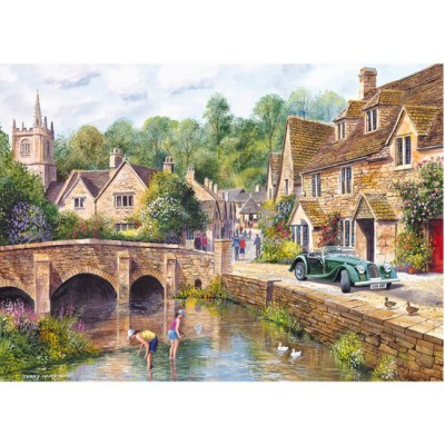 Puzzle Gibsons-G6070 Schloss Combe