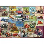 Puzzle  Gibsons-G6222 The Racing Game